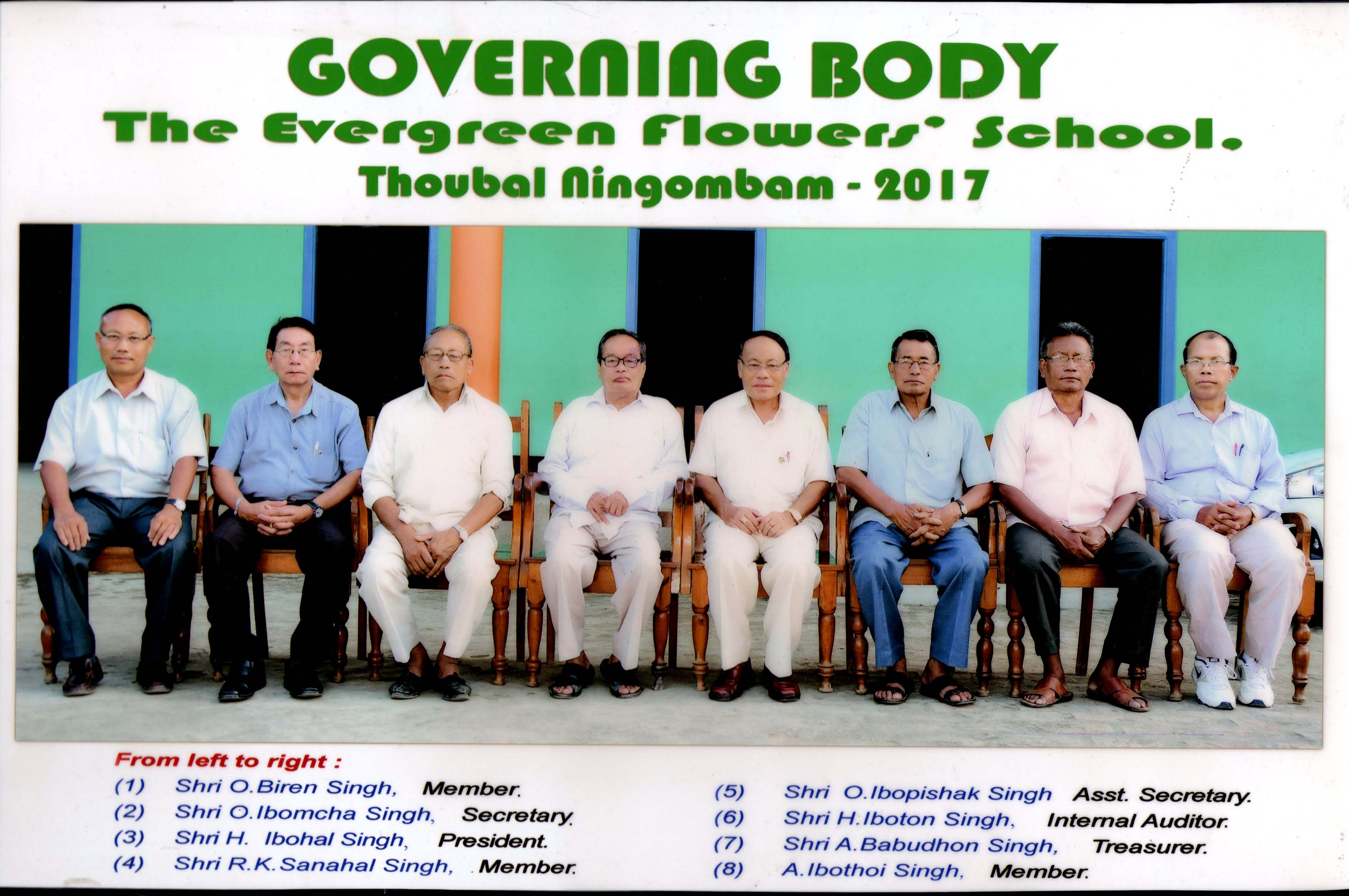 Committee Body 2017