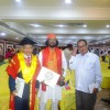 Doctorate Degree Award has received by Headmaster in 2017